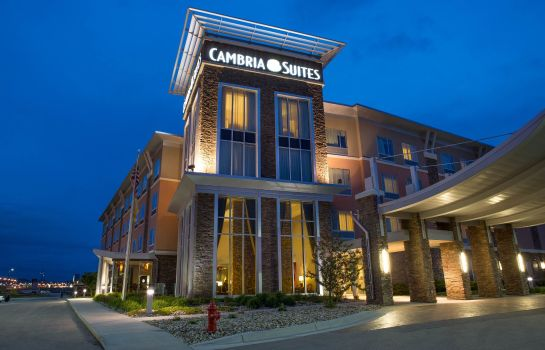 Exterior view Cambria Hotel Rapid City