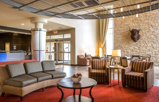 Lobby Cambria hotel & suites Rapid City