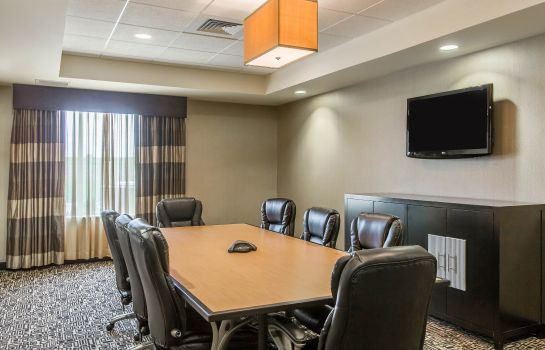 Conference room Cambria Hotel Rapid City