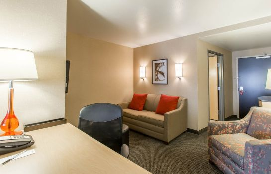 Room Cambria Hotel Rapid City
