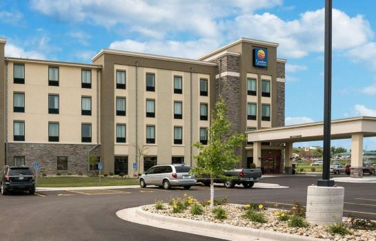 Vista exterior Comfort Inn & Suites West - Medical Center