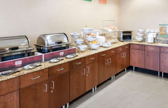 Restaurante Comfort Inn & Suites West - Medical Center