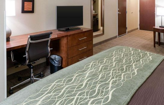 Suite Comfort Inn & Suites West - Medical Center