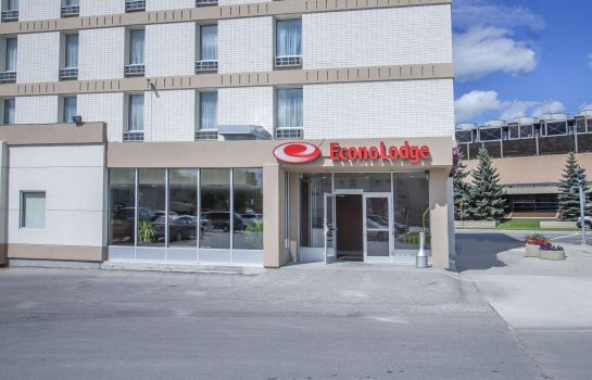 Hotelhal Econo Lodge Winnipeg