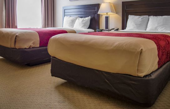 Habitación Econo Lodge Winnipeg