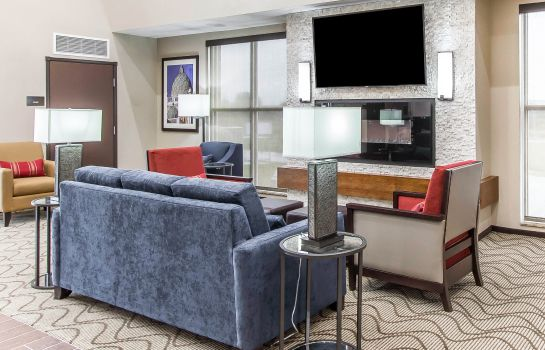 Hol hotelowy Comfort Suites West Omaha