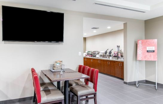 Restaurant Comfort Suites West Omaha