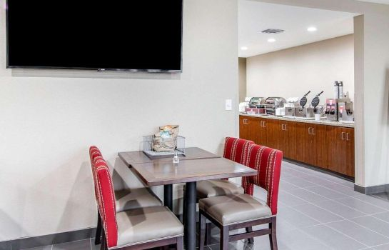 Restaurante Comfort Suites West Omaha