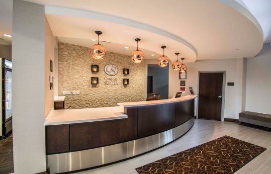 Hol hotelowy Comfort Suites Fort Lauderdale Airport S