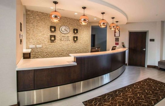 Hotelhalle Comfort Suites Fort Lauderdale Airport South & Cruise Port