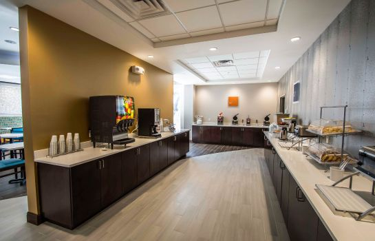 Restaurant Comfort Suites Fort Lauderdale Airport South & Cruise Port