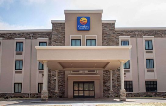 Außenansicht Comfort Inn and Suites Caldwell