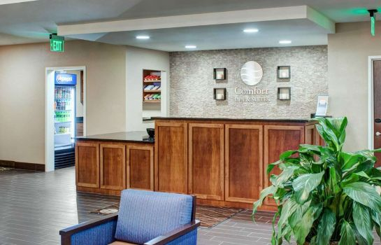 Hotelhalle Comfort Inn and Suites Caldwell