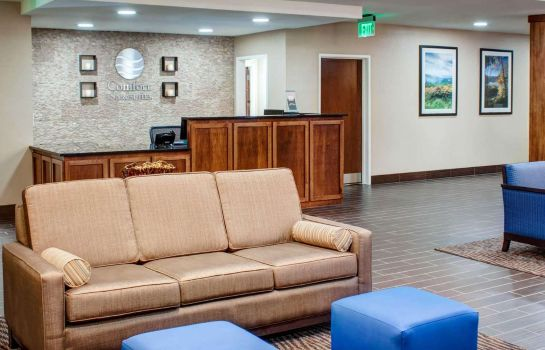 Hall Comfort Inn & Suites Caldwell