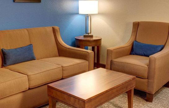 Suite Comfort Inn and Suites Caldwell