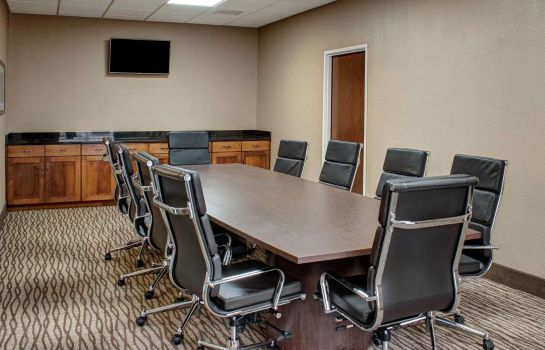 Conference room Comfort Inn & Suites Caldwell