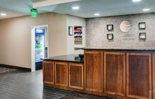 Info Comfort Inn and Suites Caldwell
