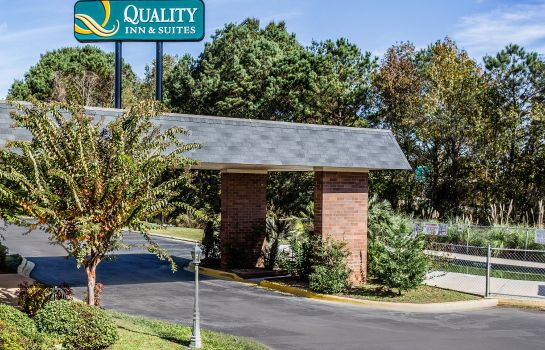 Vista esterna Quality Inn & Suites Columbia