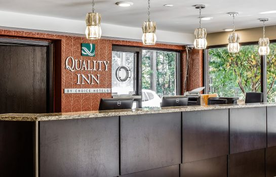 Hall Quality Inn & Suites Columbia