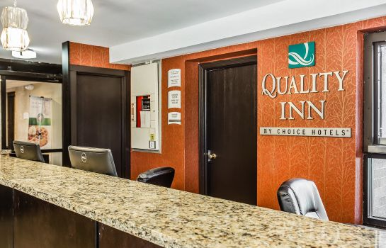 Hol hotelowy Quality Inn & Suites Columbia