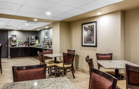 Restauracja Quality Inn & Suites Columbia