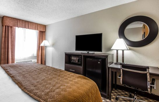 Room Quality Inn and Suites Columbia Quality Inn and Suites Columbia