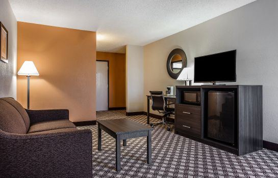 Chambre Quality Inn & Suites Columbia