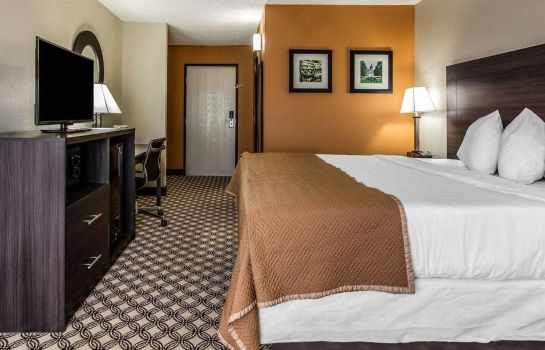 Room Quality Inn & Suites Columbia