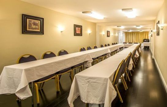 Congresruimte Quality Inn Davenport - Maingate South