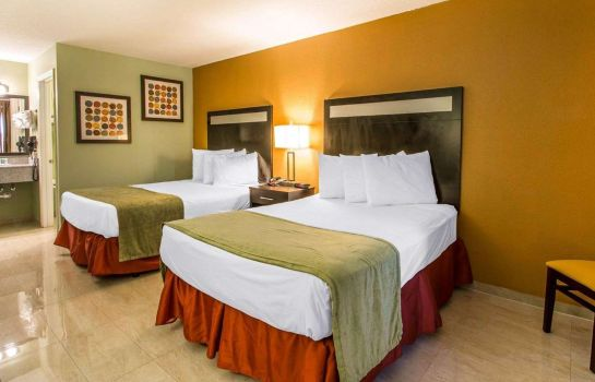 Chambre Quality Inn Davenport - Maingate South