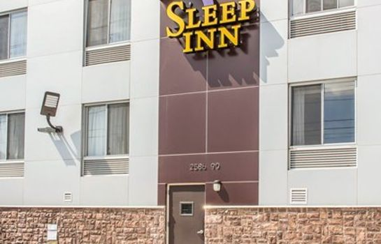 Vista exterior Sleep Inn Coney Island