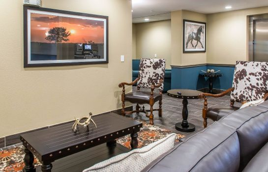 Hall MainStay Suites Cotulla