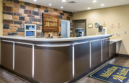 Hotelhalle MainStay Suites Cotulla