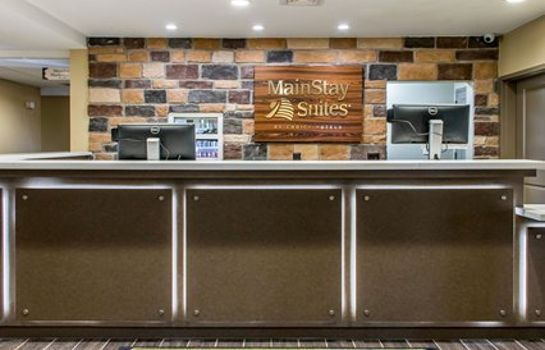 Hol hotelowy MainStay Suites Cotulla