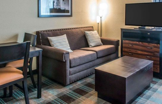 Suite MainStay Suites Cotulla