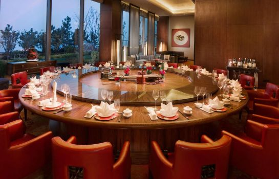 Restauracja Hilton Yantai Golden Coast