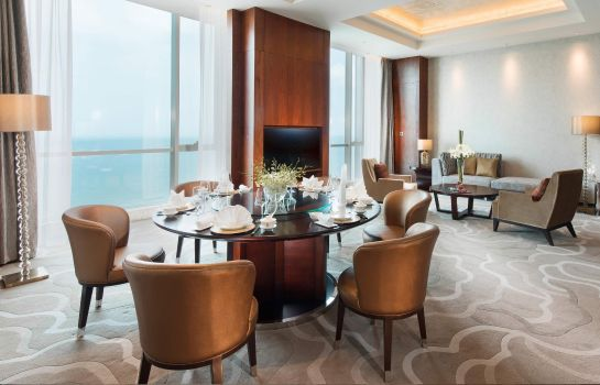 Suite Hilton Yantai Golden Coast