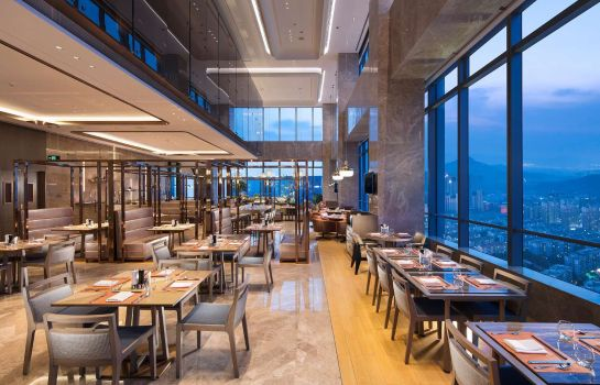 Restaurante Hilton Jinan South Hotel - Residences