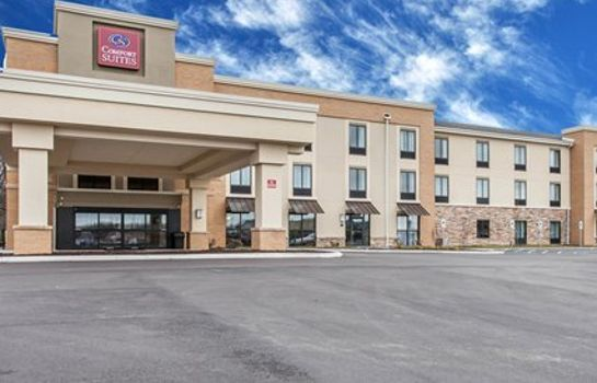 Außenansicht Comfort Suites Youngstown North