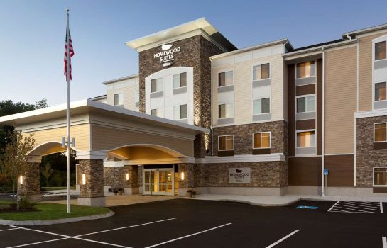 Exterior view Homewood Suites By Hilton Augusta