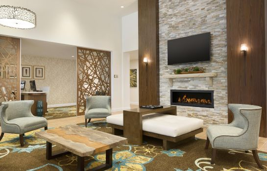Hotelhalle Homewood Suites By Hilton Augusta