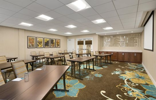 Conference room Homewood Suites By Hilton Augusta