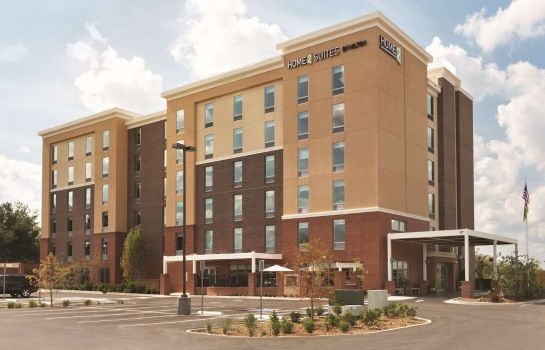 Vue extérieure Home2 Suites by Hilton Nashville Franklin Cool Springs
