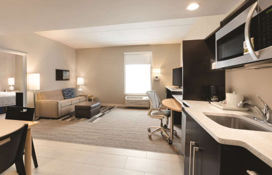 Habitación Home2 Suites by Hilton Nashville Franklin Cool Springs