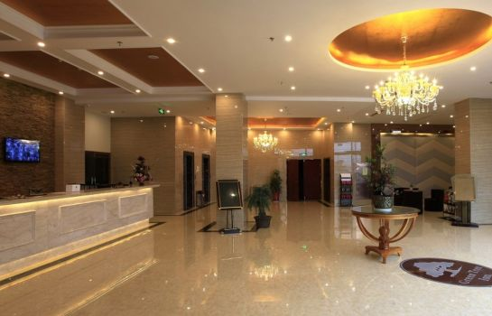 Hol hotelowy GreenTree Inn HuangBaiShan Road Times Shopping Mall Express Hotel(Domestic only)
