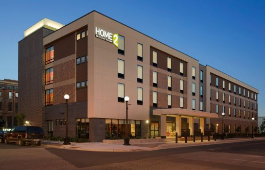 Außenansicht Home2 Suites By Hilton La Crosse