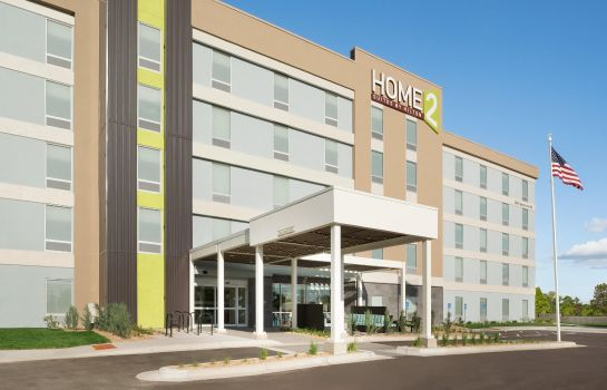 Widok zewnętrzny Home 2 Suites by Hilton Roseville Minneapolis