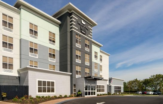 Vista exterior Homewood Suites by Hilton Philadelphia Plymouth Meeting