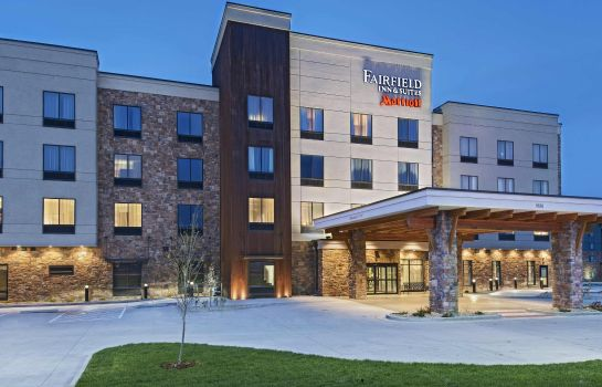Vista esterna Fairfield Inn & Suites Cheyenne Southwest/Downtown Area