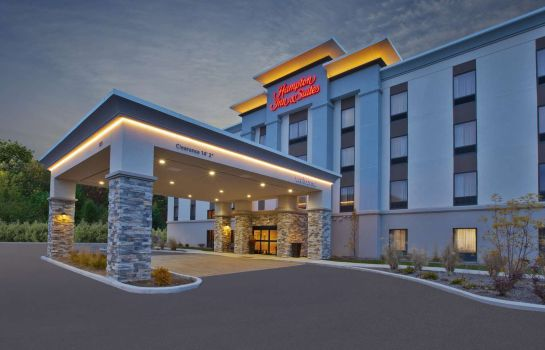 Außenansicht Hampton Inn & Suites-Alliance OH